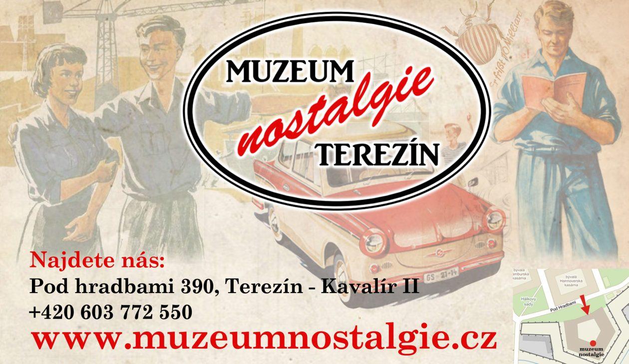 MUZEUM nostalgie TEREZÍN fotogalerie